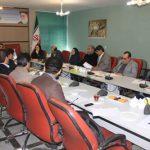 جلسه برنامهریزی عملیاتی برای طرح در کارگروه توسعه صادرات غیر نفتی استان