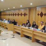 توسط اتاق بازرگانی خرم آباد ؛  دوره آموزشی استراتژی های فرهنگ سازمانی و اخلاق حرفه ای  برگزار شد