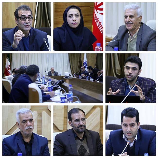 جلسه کمیسیون کشاورزی،آب و منابع طبیعی