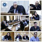 """ تصاویر """" جلسه کمیسیون صنعت و معدن """" در اتاق بازرگانی لرستان"""