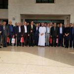  دیدار هیات اقتصادی لرستان از منطقه آزاد صحار کشور عمان