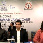 گزارش تصویری / نشست مشترک اقتصادی بازرگانان ایران و پاکستان در کراچی