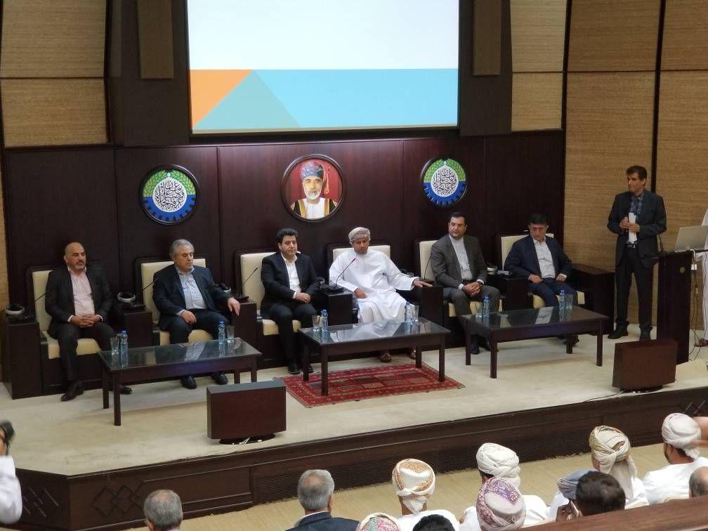گزارش تصویری اعزام هیات اقتصادی لرستان به کشور عمان