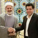 ملاقات رییس اتاق بازرگانی لرستان با سفیر ایران در کشور عمان