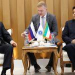 در نشست رئیس دومای روسیه با نایب رئیس اتاق ایران مطرح شد ضرورت همکاری اتاقهای استانی ایران و روسیه