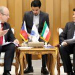 در دیدار معاون وزیر صنعت چک با نایبرئیس اتاق ایران مطرح شد / ضرورت طراحی الگویی جدید در کنار اینستکس برای توسعه روابط تجاری ایران و جمهوری چک