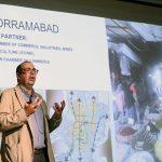 آیین افتتاحیه پروژه بینالمللی بازآفرینی شهری «اربینت» در خرمآباد برگزار شد