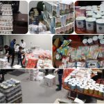 کمک فعالان اقتصادی استان لرستان به زلزله زدگان استان آذربایجان شرقی