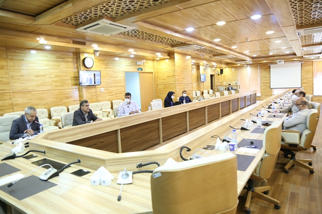 """جلسه """"کمیسیون صنعت و معدن """" اتاق بازرگانی لرستان"""" + گزارش تصویری"""