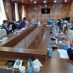 جلسه کمیسیون فناوری اطلاعات، ارتباطات و کسب و کارهای دانشبنیان
