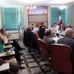 دور جدید فعالیت کمیسیون گردشگری و خدمات اتاق خرمآباد آغاز شد