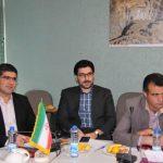 رییس اتاق خرمآباد در جلسه فعالان اقتصادی با مدیرکل تامین اجتماعی لرستان: