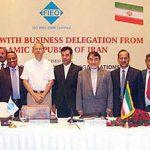خیز ایران برای افزایش تجارت با هند