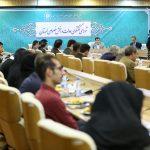 گزارش تصویری / جلسه شورای گفت و گوی دولت و بخش خصوصی در اتاق لرستان