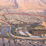 خرمآباد، پایلوت طرح بازآفرینی شهری اتحادیه اروپا