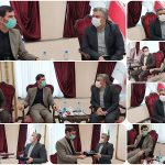 دیدار مدیرکل آموزش و پرورش استان لرستان با نایب رییس اتاق بازرگانی لرستان