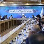 گزارش تصویری / نشست رییس سازمان بازرسی کل کشور با فعالان اقتصادی لرستان