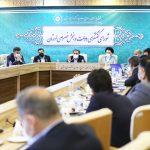 گزارش تصویری / شصت و هفتمین جلسه شورای گفتگوی دولت و بخش خصوصی در اتاق بازرگانی لرستان