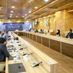 """جلسه """" کمیسیون عمران و خدمات مهندسی """" در اتاق بازرگانی لرستان"""