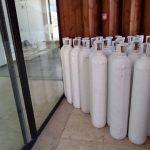 اهدا ۳۲ عدد کپسول اکسیژن به بیمارستانهای استان توسط اتاق بازرگانی لرستان
